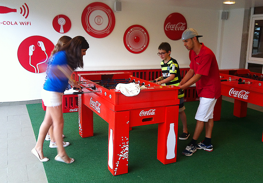 Coca Cola Teen - Club Med