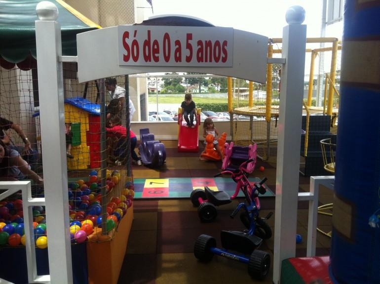 Restaurante Madalosso com Crianças em Curitiba