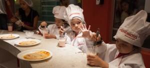São Paulo com Crianças Parque Kidzania Chef de Cozinha