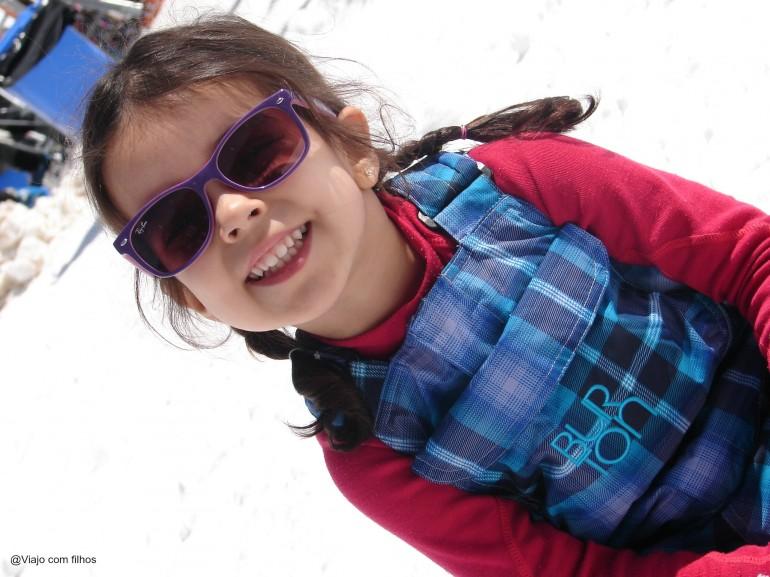 Valle Nevado com crianças: como é alugar apartamento no ski resort