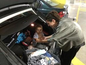1 ano de viagem e 22 voos kai porta mala viajo com filhos