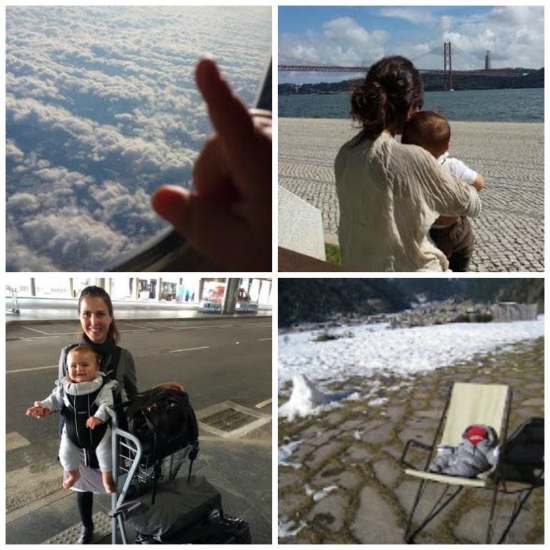 1 ano de vida e 22 viagens