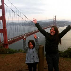 Vista ds Golden Gate