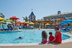 Hotel Lego Legoland Orlando Florida Piscina resort