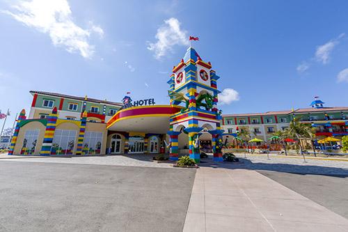 Novidade: Hotel Legoland na Florida
