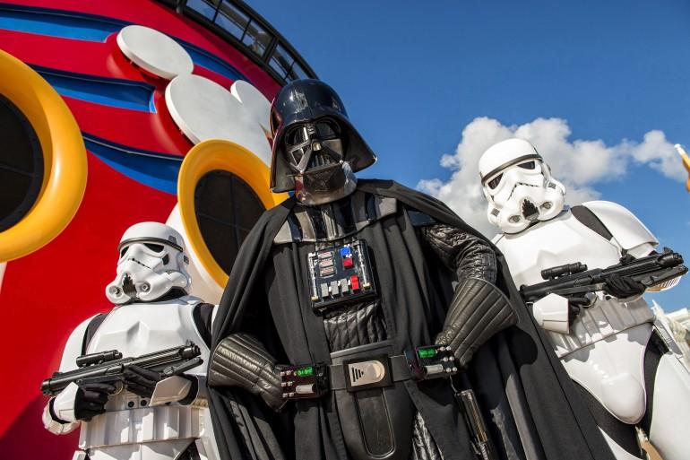 Novidade: Cruzeiro Disney Star Wars