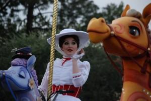 Até a Mary Poppings, uma das nossas personagens preferidas, estava lá!