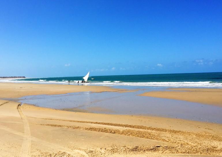 Guajiru, Flecheiras e Lagoinha (Ceará)