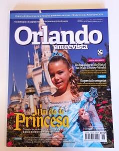 Capa Orlando em revista Fevereiro