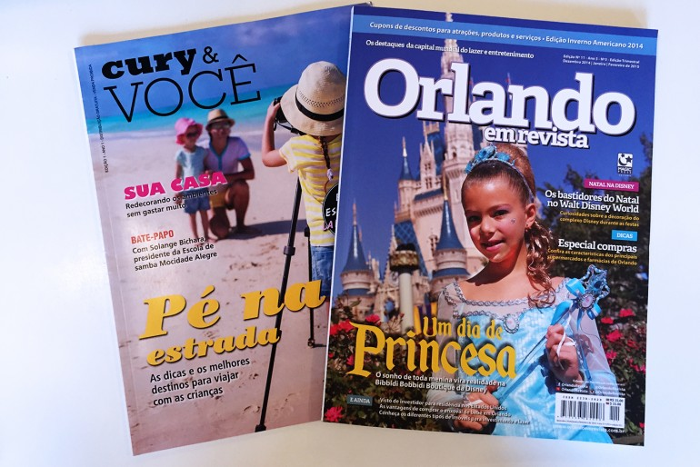 Nossas dicas nas revistas