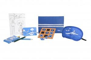 KLM com crianças_Bluey kit2