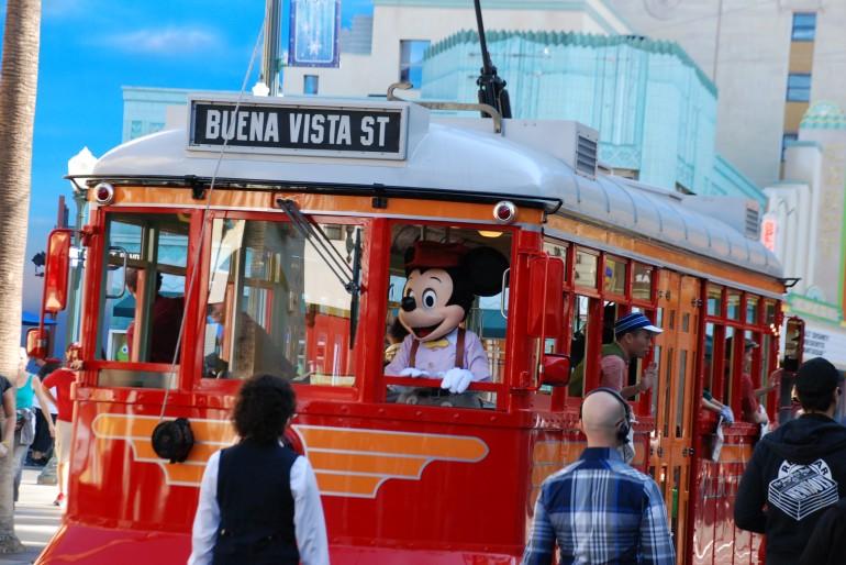 Califórnia com Crianças – Disney California Adventure