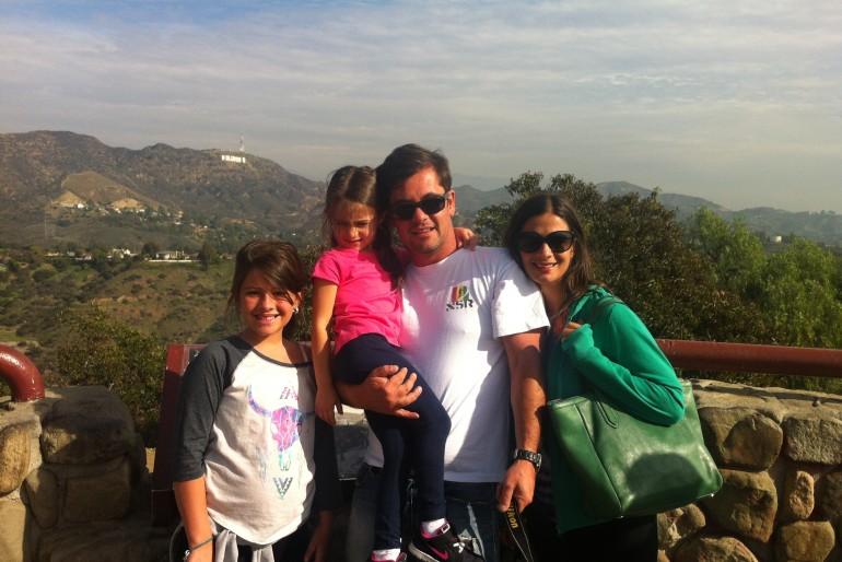 California com Crianças – Hollywood