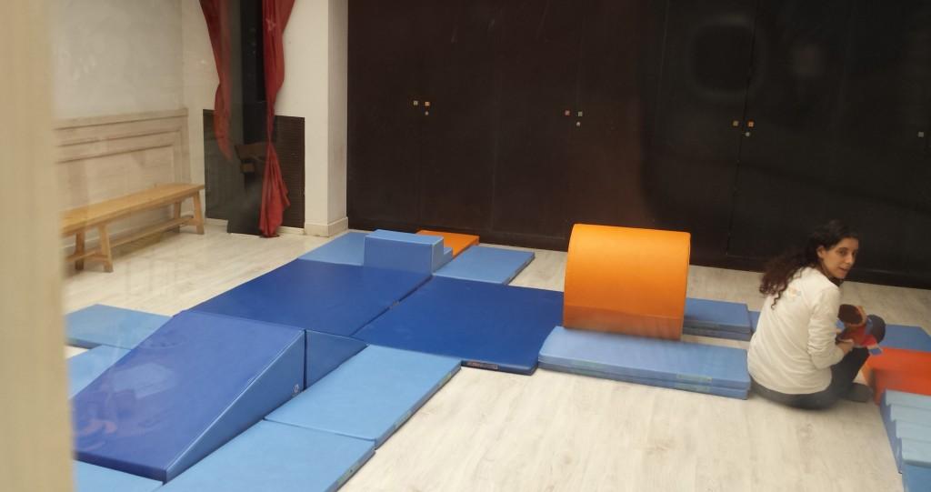 Sala de atividades lúdicas e didáticas