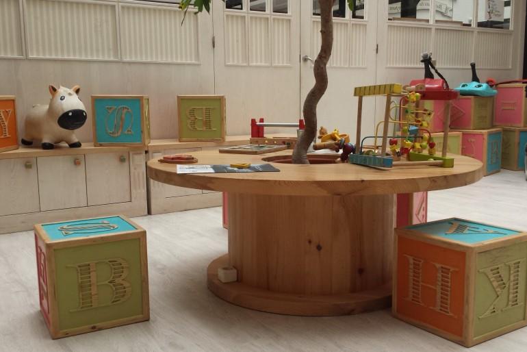 Lojas para crianças em Barcelona