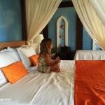 Hotéis charmosos - quarto Zorah Beach