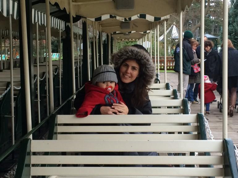 Paris com bebês
