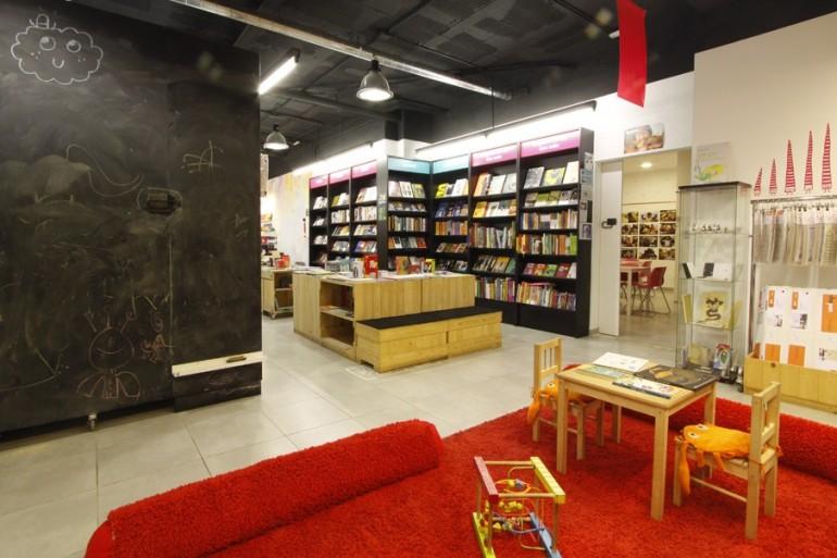 Dia de Sant Jordi: livrarias infantis em Barcelona