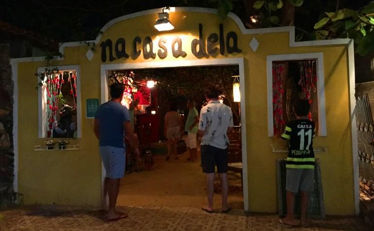 Restaurantes em Jericoacoara (Ceará)