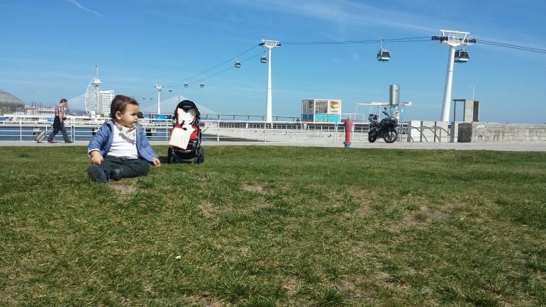 Lisboa: parques e mais parques