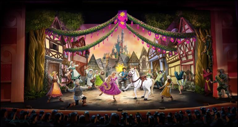 """Enrolados: O Musical"" é a novidade a bordo dos cruzeiros da Disney Cruise Line"