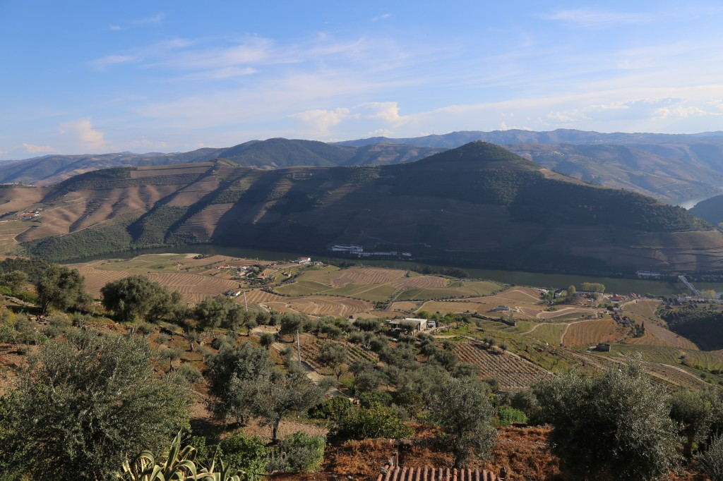 Vista do Mirante de Pinhão