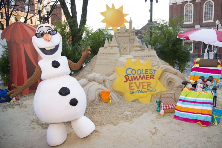 Verão na Disney 2015: The Coolest Summer Ever