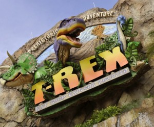 Restaurante T-Rex Downtown Disney