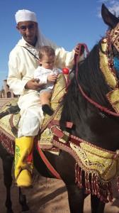 Marrocos com bebês