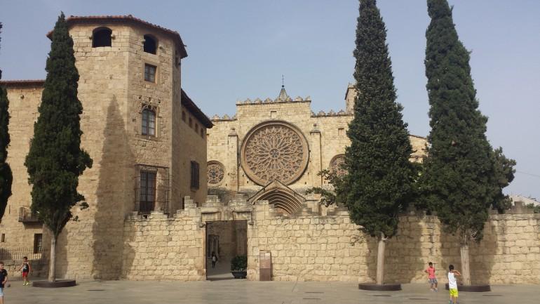 Arredores de Barcelona: Sant Cugat