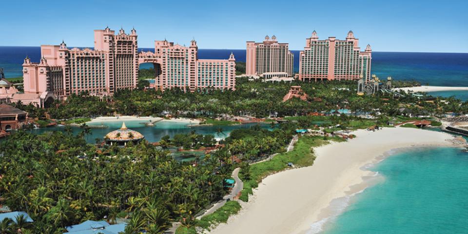 Atlantis Resort Bahamas com crianças