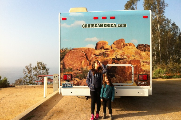 Califórnia com Crianças – de motorhome!
