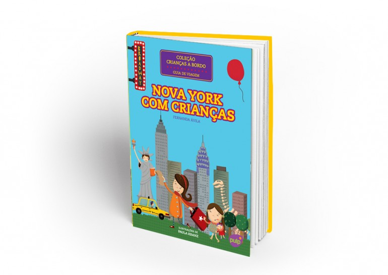 Nova York com Crianças