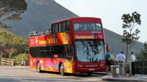 Double deck - city tour - Cidade do Cabo