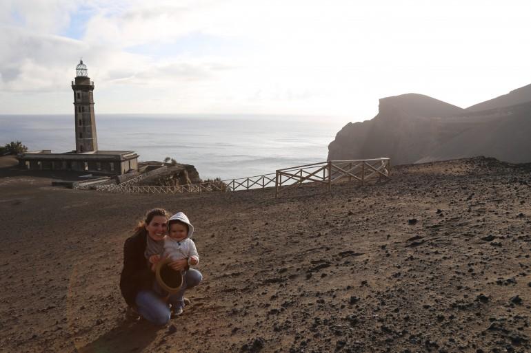 Açores com crianças: Ilha do Faial