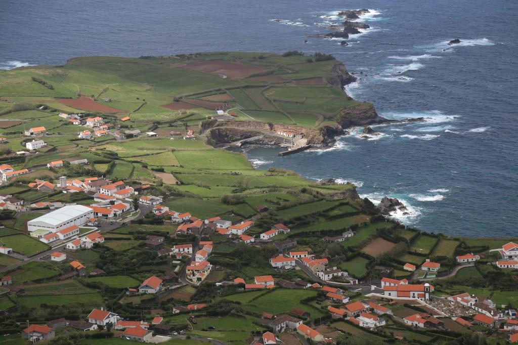 Vistas da trilha Lageda-Fajazinha