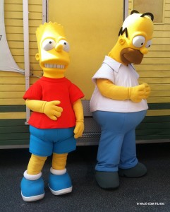 Bart na Universal