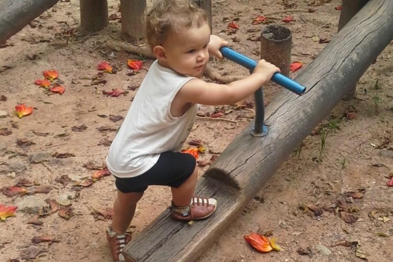 São Paulo com crianças: Lugar boa praça