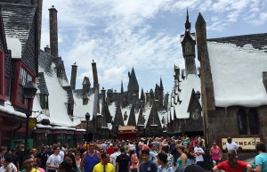 hogsmeade - Universal Island of Adventure
