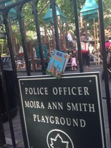 Entrada do playground.