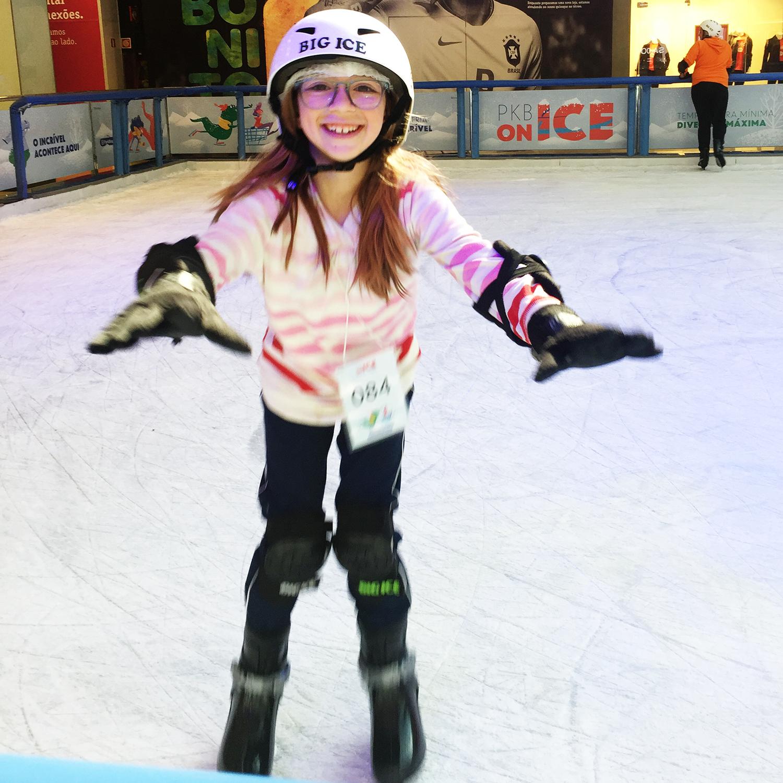 Pista de patinação - PKB