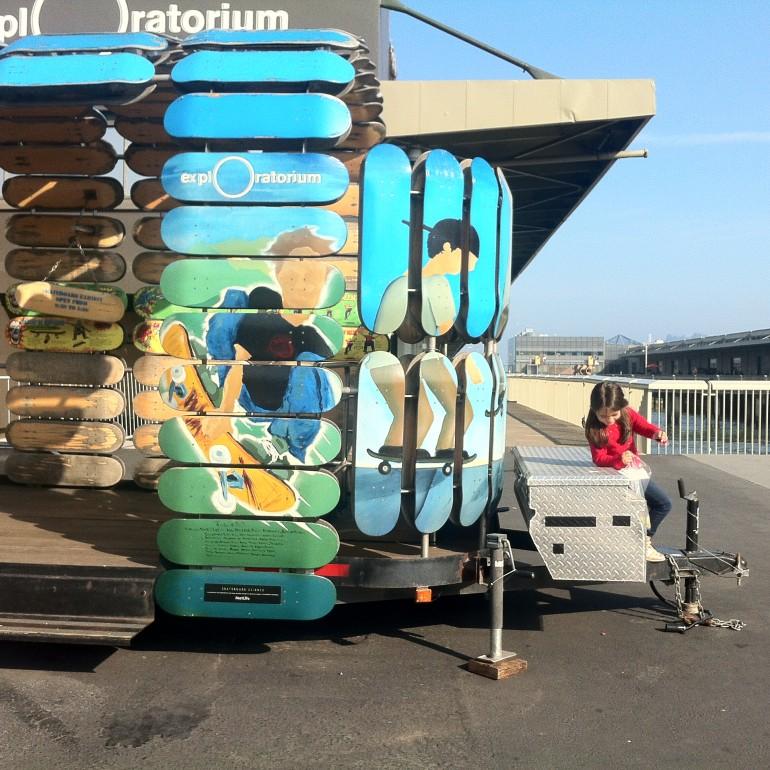 Califórnia com Crianças – Exploratorium, um museu incrível!