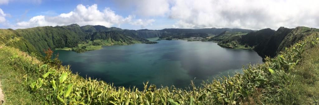 Lagoa Verde, Sete Cidades