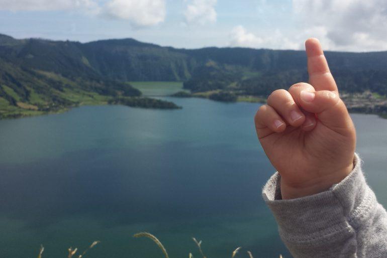 Açores com crianças: Ilha de São Miguel
