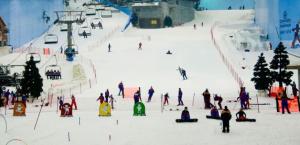Pista de esqui Dubai