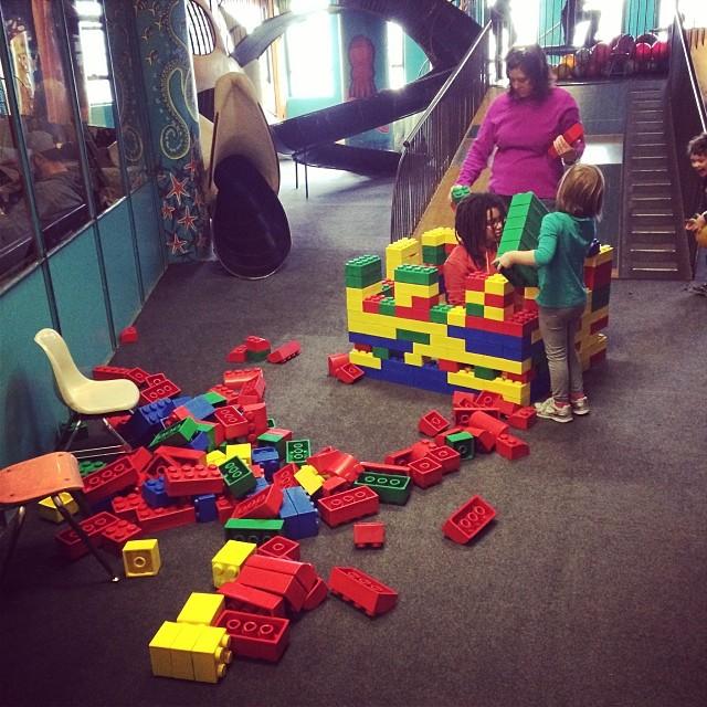 City Museum – St. Louis Com Crianças