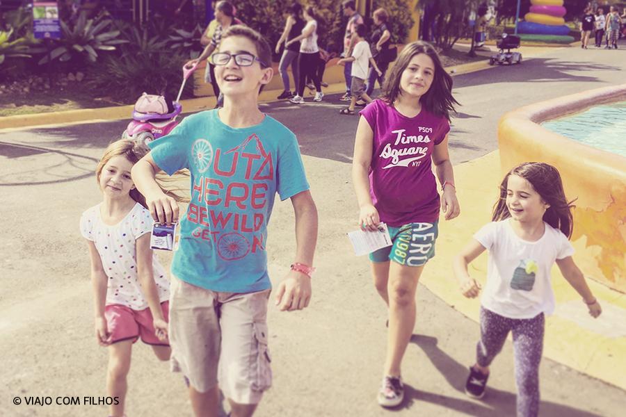 Beto Carrero em família