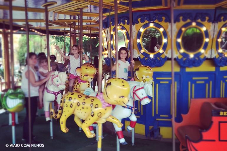 Entrevista com crianças viajantes