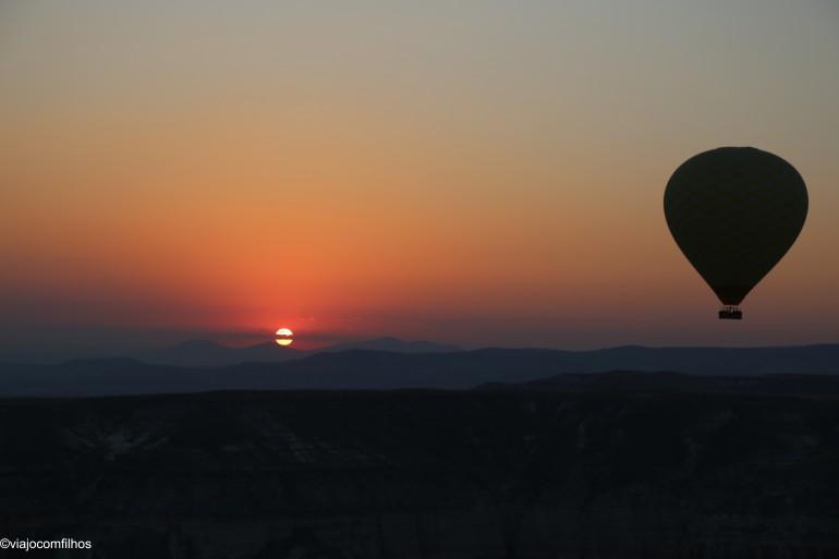 Balão na Capadócia: dicas que você deve saber