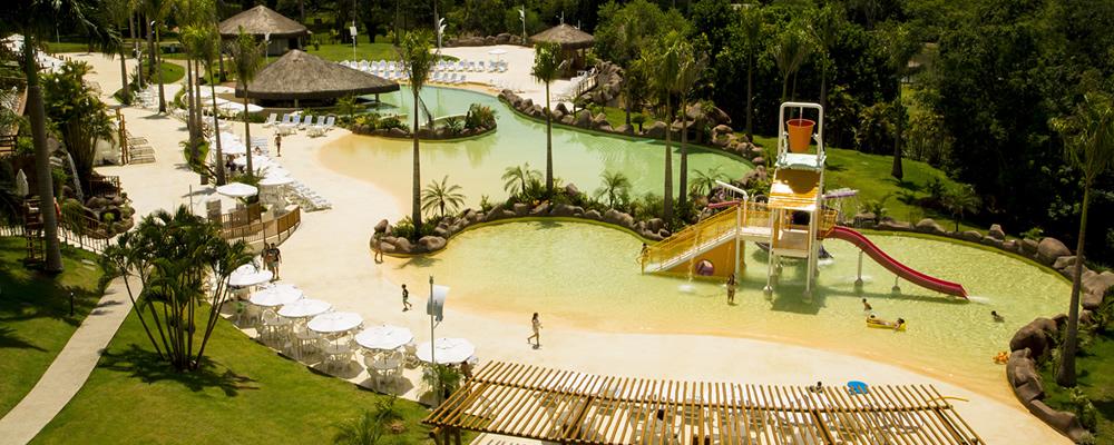 resorts no sul do brasil